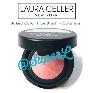 2/$15 Laura Geller Baked Color True Blush Catalina